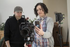 Cinematographer Jeremiah L Scott and Director Windy Borman discuss the shot.
