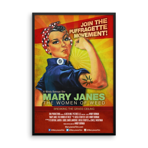 mary janes film poster